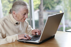 elderly lady typing on laptop (homecaregiverstore@gmail.com) Tags: light portrait people woman white home window senior horizontal modern lady female work computer shopping notebook table person reading one photo focus day sitting adult laptop unitedstatesofamerica internet working screen indoors elderly 80s single type 70s casual interested focused typing caucasian shallowdof ageold 80plus grandmothergrandparentgreyhaired
