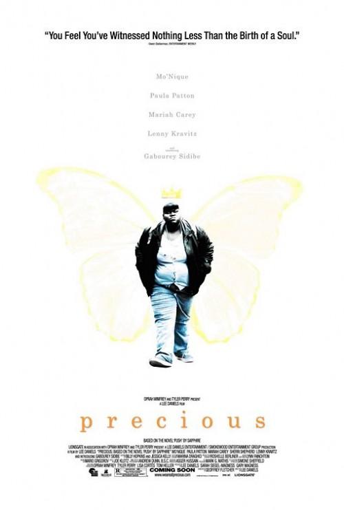 Precious (2009) poster  3