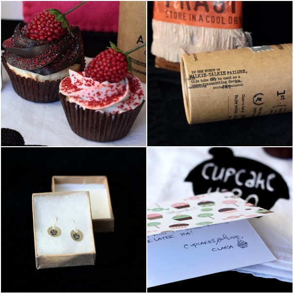 Cupcake Hero Prizes [Collage]