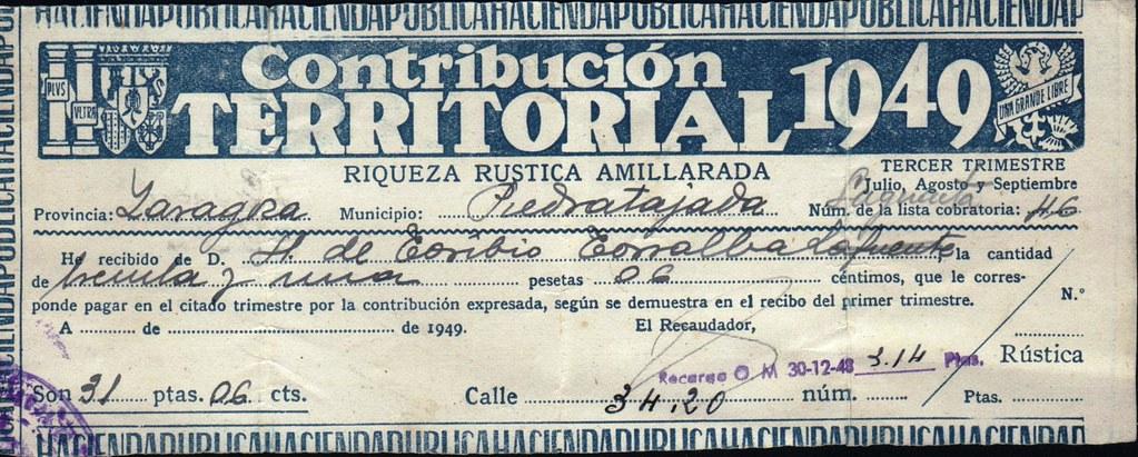 Contribución Territorial_1949_1