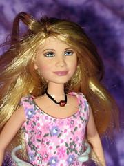 Olsen Twin Doll (dog.happy.art) Tags: twins doll ashley vinyl collectible mattel marykate olsen