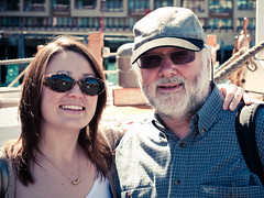 portrait man girl smile sunglasses geotagged father daughter sydney australia circularquay newsouthwales aus sigma2470mmf28ifexdghsm geo:lat=33857007 geo:lon=151209926