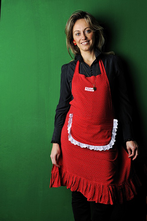 :: Winner of Clodagh Mckenna's Red Apron!