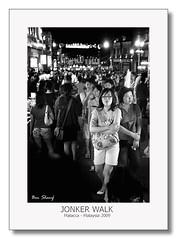 Jonker Walk - Penrith Flickr Assignment (CrazyNotion (wandering and wondering)) Tags: street night malaysia melaka malacca jonkerwalk flickrsbest bensharif