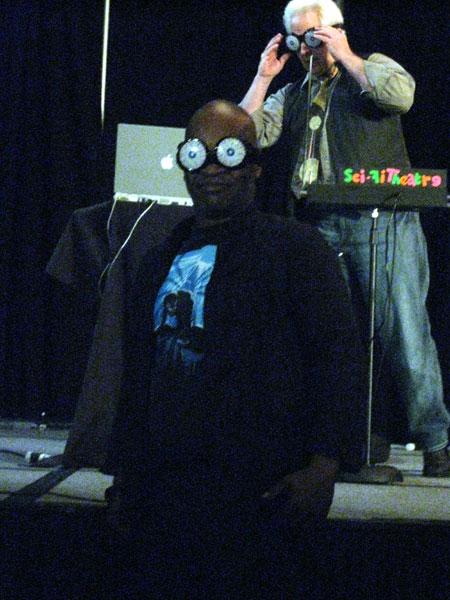 DJ Rock and Kip Rosser (Click to enlarge)