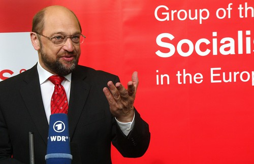 Martin Schulz (Photo: Flickr/S i Europaparlamentet)