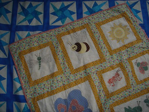 Ruby's Quilt