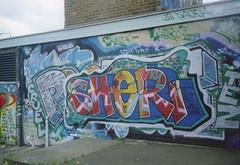 Sheri Popz (Mister Eps) Tags: nottingham action sheri killed kia platoon in popz 90sgraffiti
