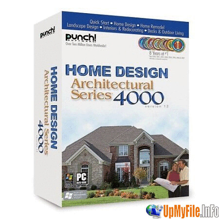 Punch Home Design Architectural Series 4000 Crack