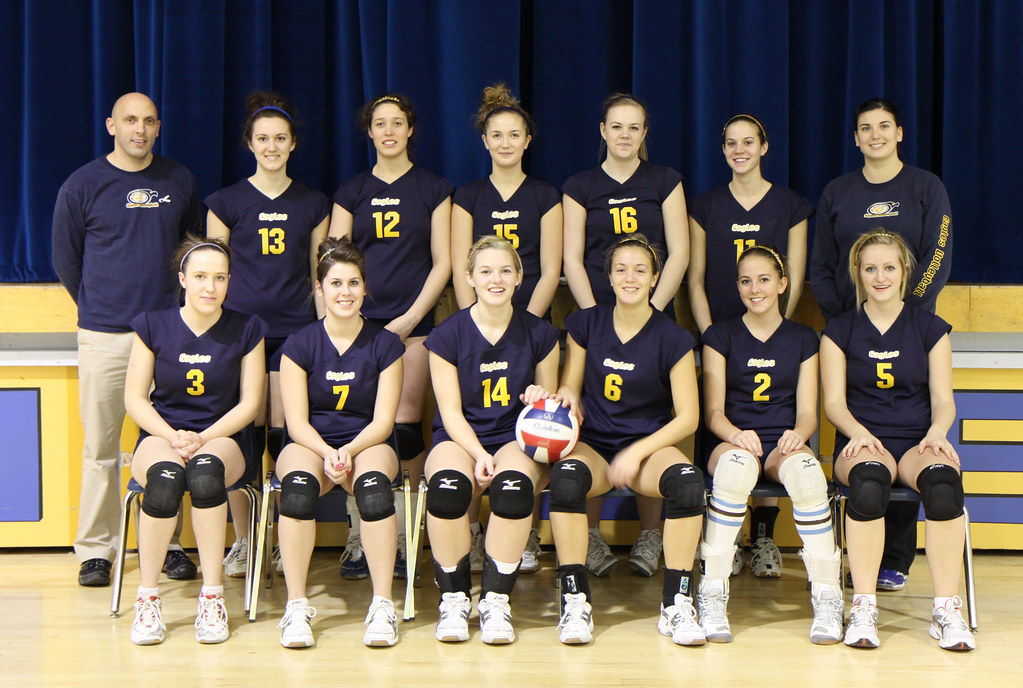 Senior Girls Volleyball Team
