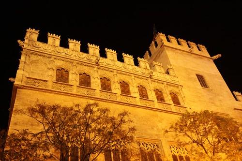 Fine Gothic building...