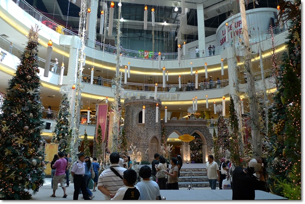 Midvalley Christmas Decoration