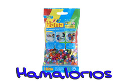 Hama Beads midi 1000 piezas mix 68
