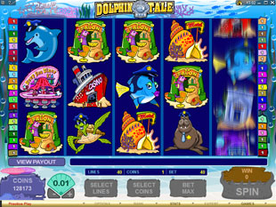 Dolphin Tale slot game online review