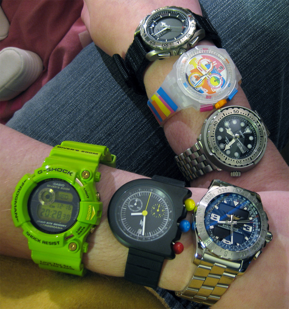 2009 Watches