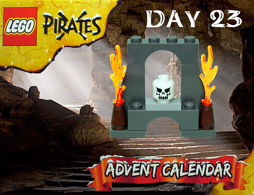 Pirate Advent Calendar Day 23