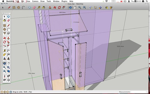 google sketchup power