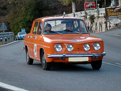 RENAULT 8 Ts (RABIIT) Tags: b ford capri fiat seat citroen ds mini renault mg 127 124 alpine 600 gt fulvia rallye lancia fura a110 regularidad clasicos primerasnieves rabiit