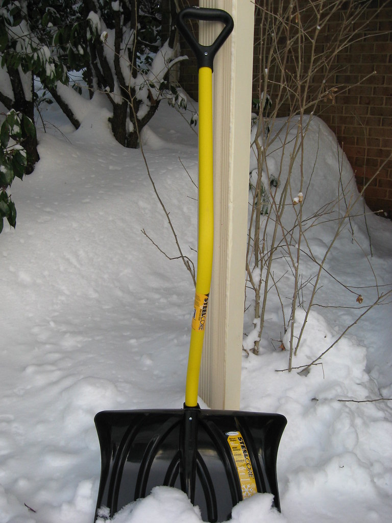Shovel by bsabarnowl http://www.flickr.com/photos/bsabarnowl/