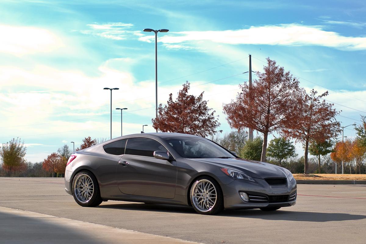 Wheel Fitment Thread: Aggressive Offsets Please.   Hyundai