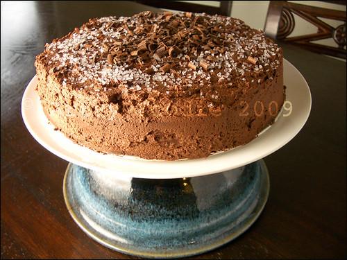 Chocolateoverloadwholecake