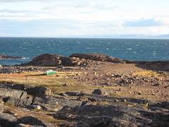 Iqaluit - Shoreline of Frobisher Bay (rosenplace) Tags: nunavut baffinisland