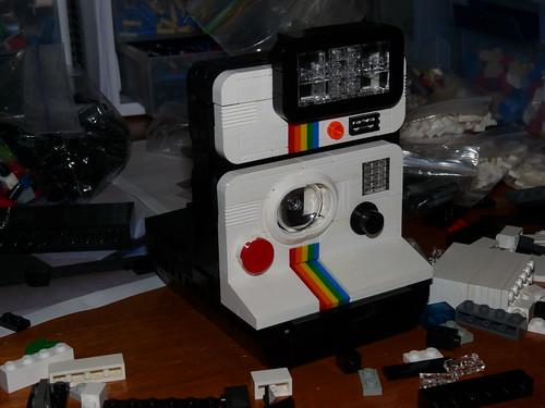 Arvo Brothers' LEGO Polaroid