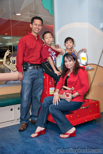 Redmummy and Family