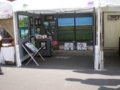 A2 Art Booth