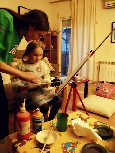 pintando profesionalmente