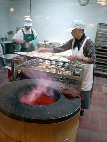 06.就是這個爐作出好吃的燒餅