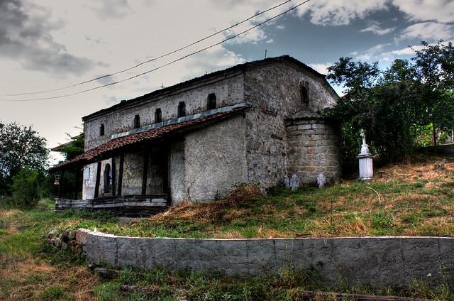 Църквата Св. Св. Петър и Павел, Мечкул