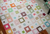 spotted squares quilt blocks
