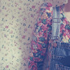 (_acido) Tags: flowers light wallpaper black cold bird me canon vintage eos soft room jeans hate 450d