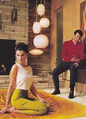 Modern Spread Esquire March 1997 (hmdavid) Tags: modern design livingroom 1960s shagrug georgenelson esquire midcentury bubblelamp
