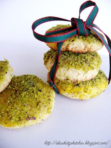 Biscotti alle mandorle e pistacchi di bronte2