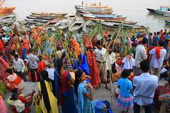 RTW2009-0820Varanasi (plusgood) Tags: india varanasi ganges uttarpradesh chhath dasaswamedhghat chhathfestival rtw2009