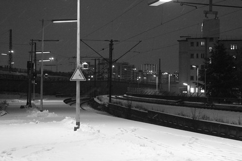 Ludwigshafen Hbf, 7:15am
