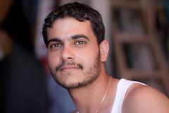 Palestinian camps : Zarka (Olivier Timbaud) Tags: portrait lad fs jordanie palestinian jeunehomme zarka palestinien oliviertimbaud