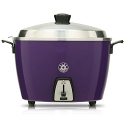 紫色大同電鍋