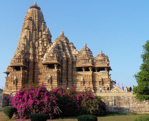 Kandariyâ Mahâdeva 1, Khajuraho Temples, Western Group - Ron Rothbart