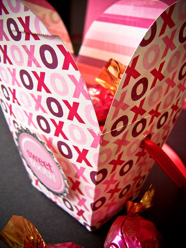 VDay XO Takeout Box (Open)