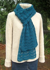 Ravenna Lace Scarf