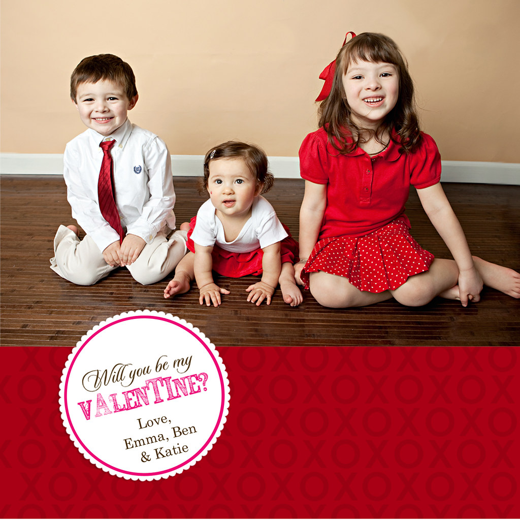 Front Valentine Card 2010