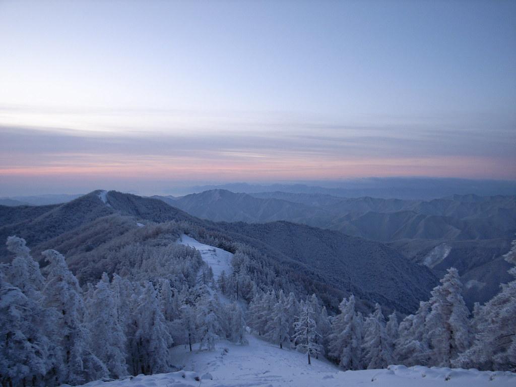 2010.2.13-14 三峰口-雲取山-鴨沢