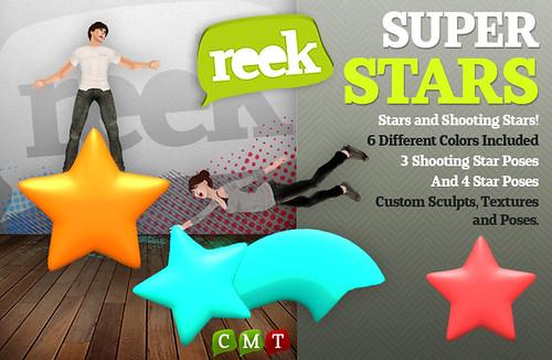 Reek - Super Stars