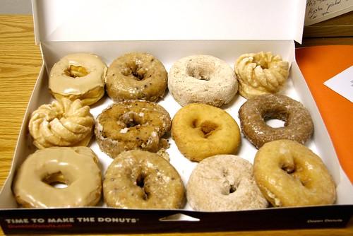 A Dozen Dunkin' Donuts - 47/365