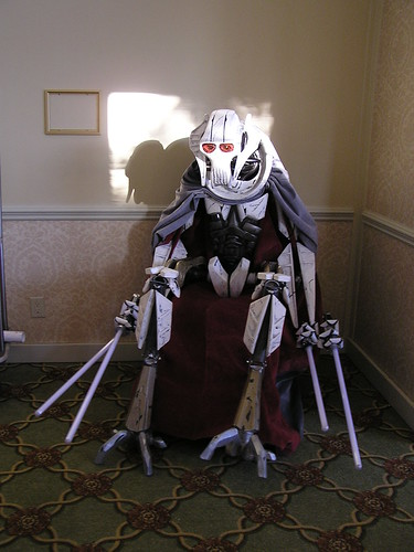 General Grievous & General Grievous - The Superhero Costuming Forum