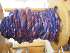 First Coloured Spinning