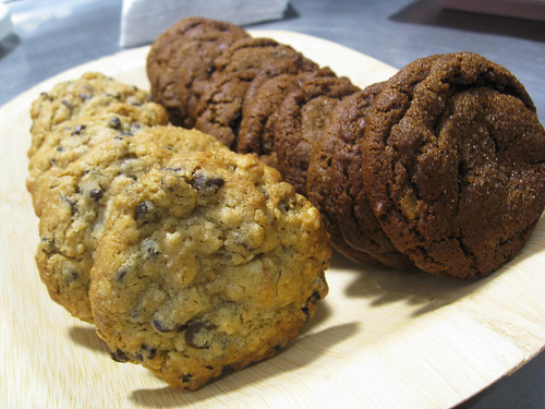 Cookie and Dessert Tasting at Platine Cookies
